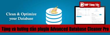 Advanced Database Cleaner Pro