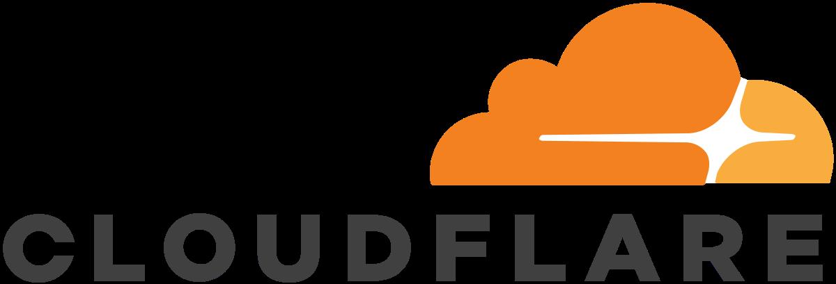 Cloudflare_logo tăng tốc độ doamin