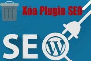 Loại bỏ plugin SEO để tăng tốc website