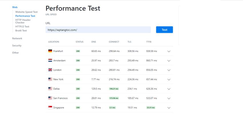 keycdn test
