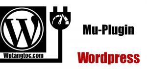mu-plugin là gì? sức mạnh rất tuyệt vời để tăng tốc độ wordpress