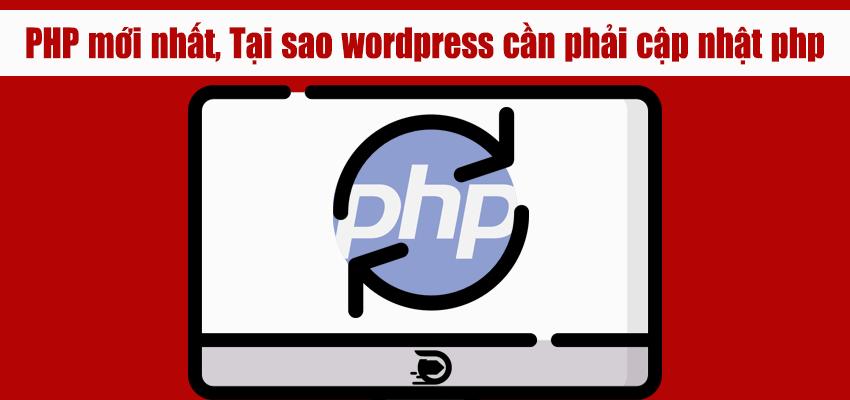 php mới nhất những lợi ích khi cập nhật php