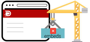 Cách tắt embed Script trong WordPress