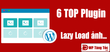 6 top plugin lazy load ảnh