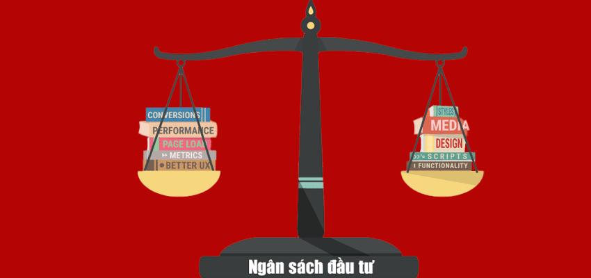 cân bằng ngân sách đầu tư