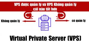 VPS được quản lý và VPS Không quản lý | cái nào tốt hơn cho bạn.