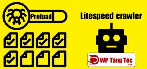 LiteSpeed Cache công cụ Preload Crawler Script