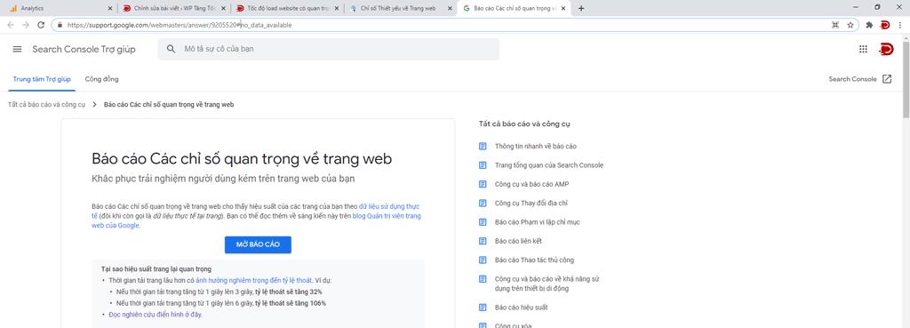tốc độ load website có quan trọng