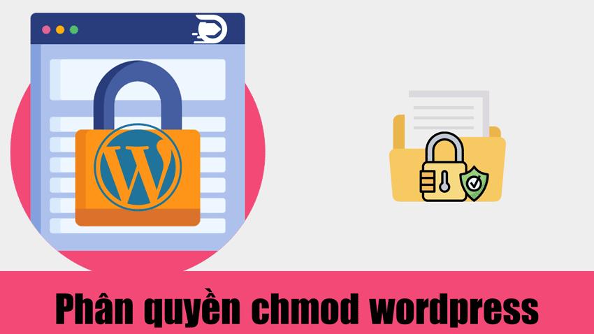 phân quyền chmod dành cho WordPress nâng cao bảo mật